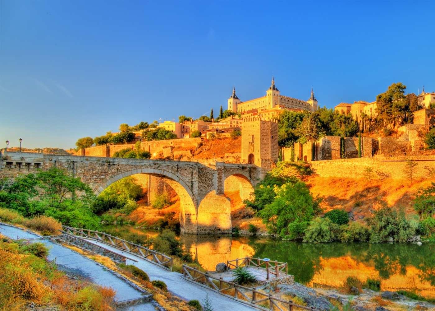 Ponte em Toledo