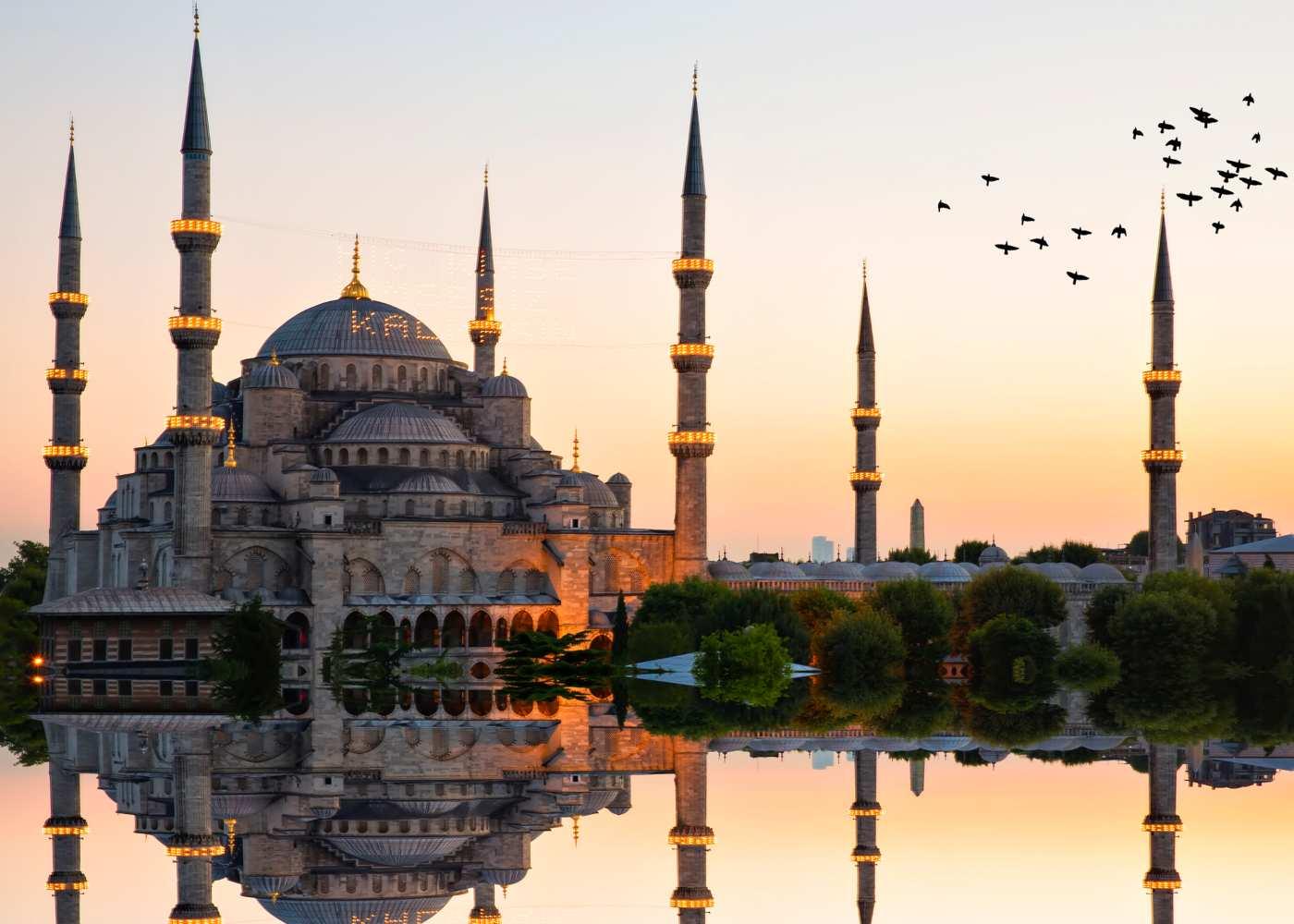 Istambul na Turquia é um dos destinos para 2020