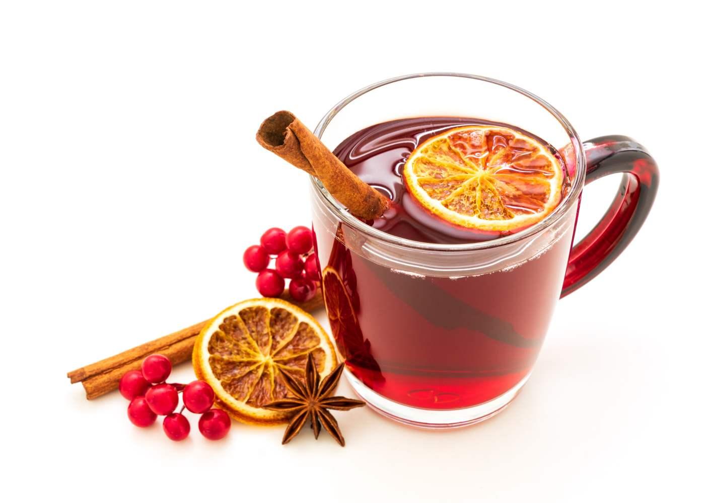 benefícios do chá vermelho