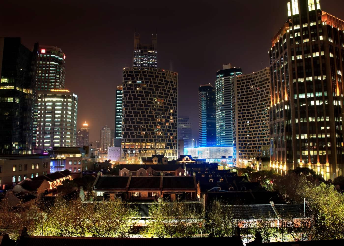 Xiantandi em Xangai