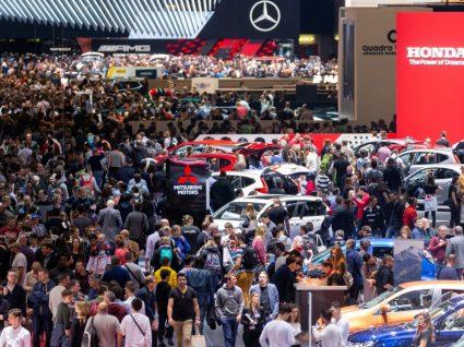 Salão Automóvel de Genebra