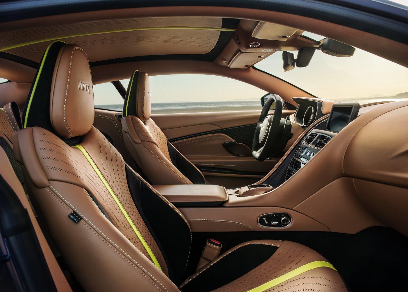 Interior Aston Martin