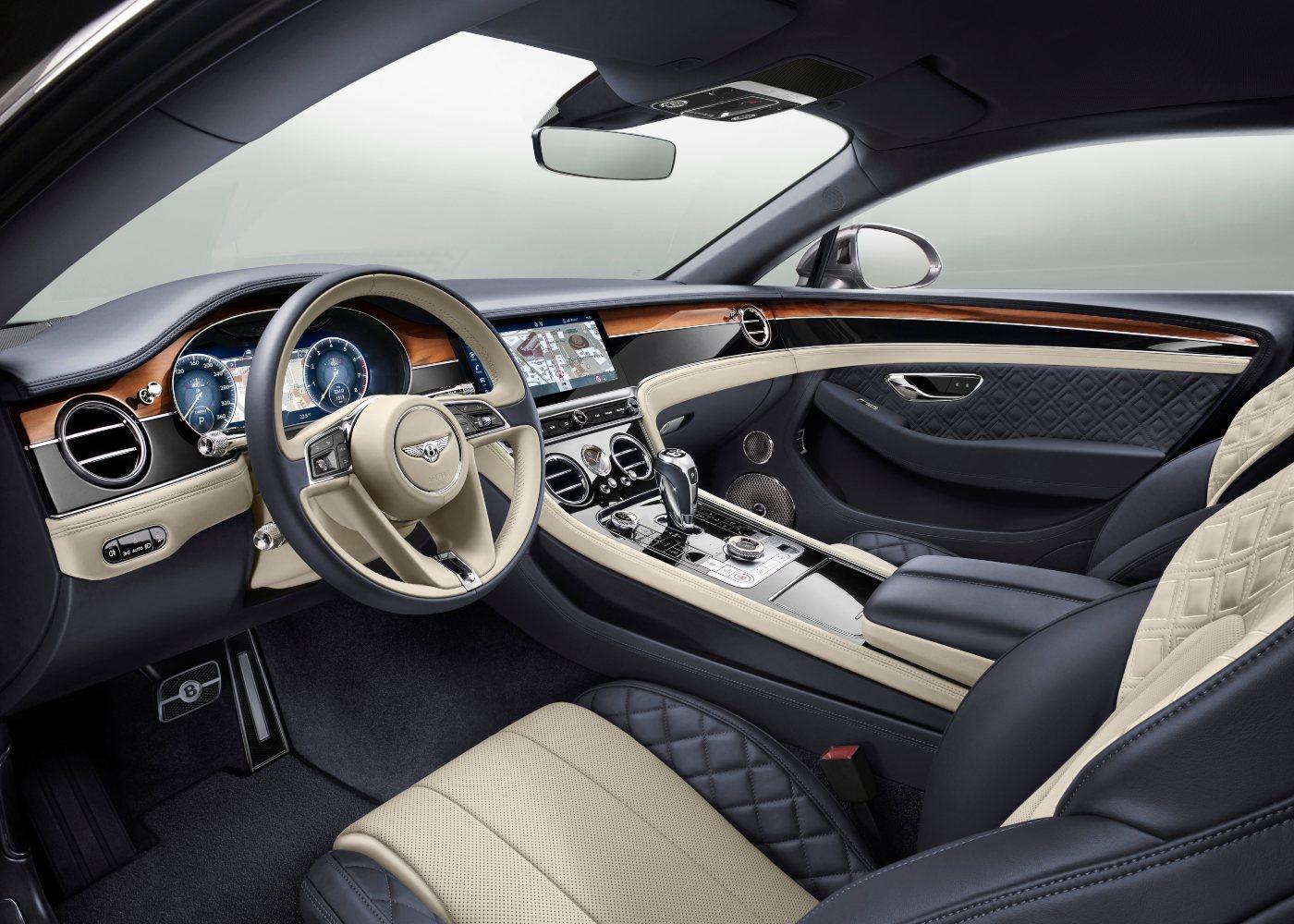 Interior Bentley