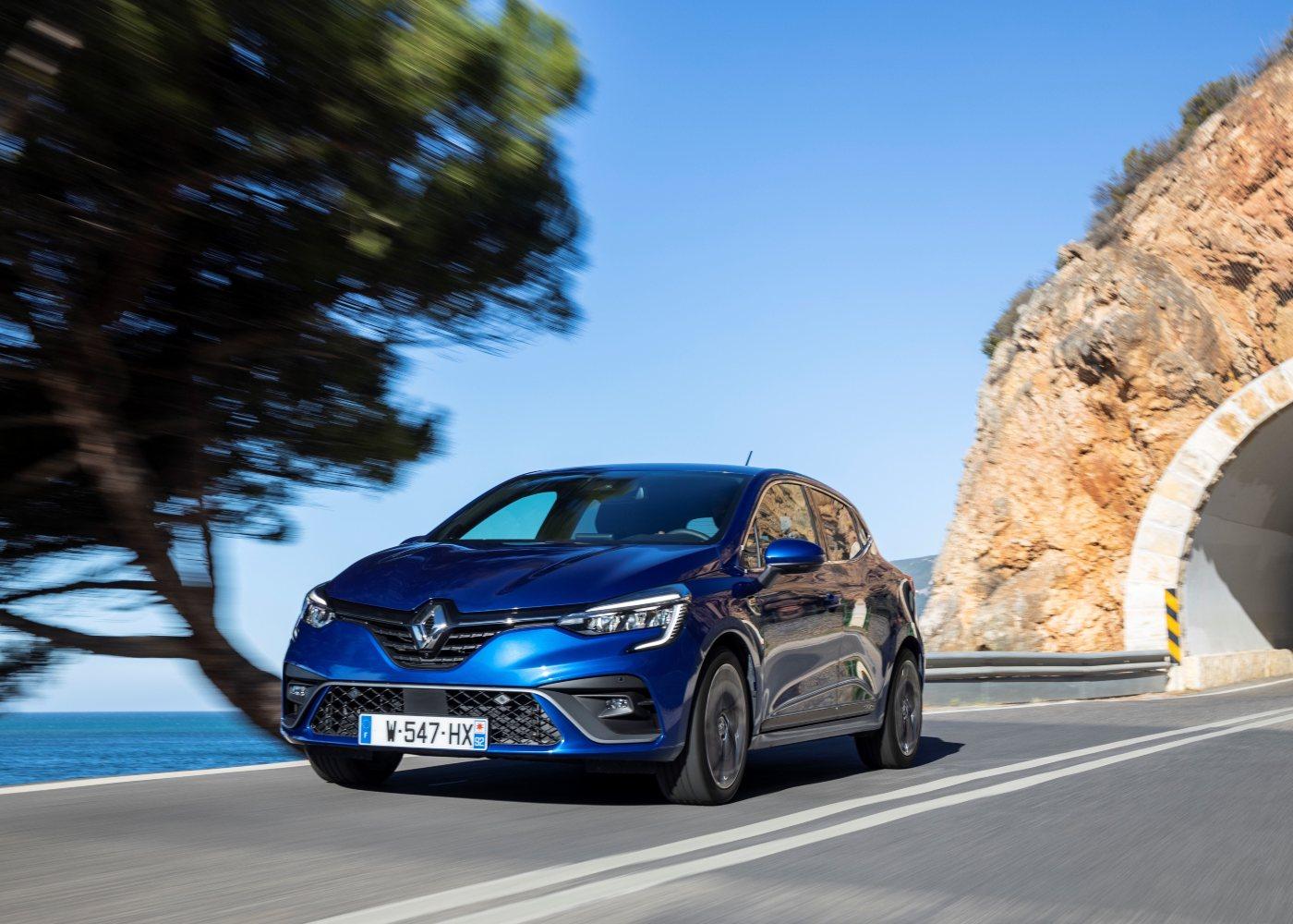 Novo Renault Clio