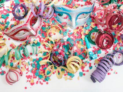 Festas de carnaval de norte a sul