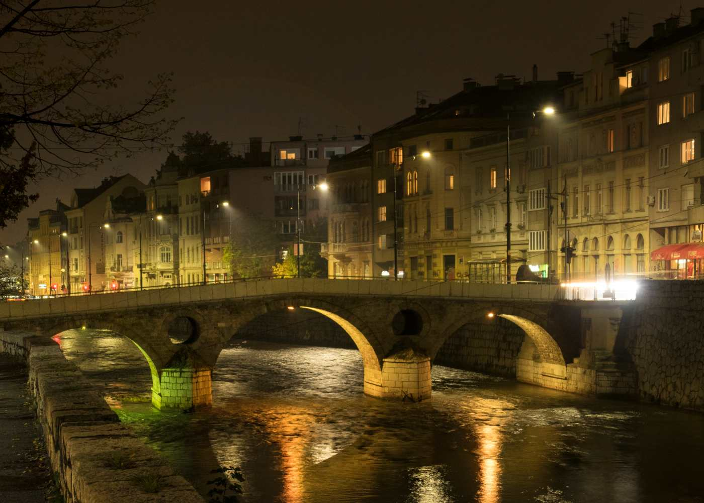 Ponte em Sarajevo