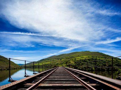 Viagens de comboio pela europa