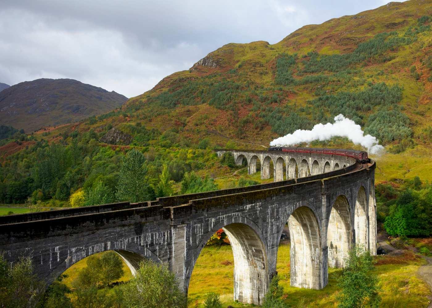 The Jacobite na Escócia