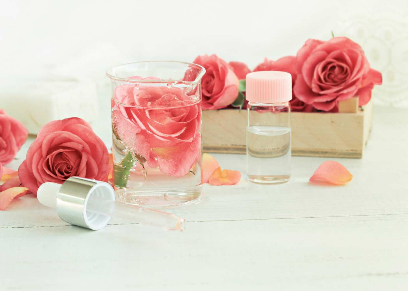 Água de rosas