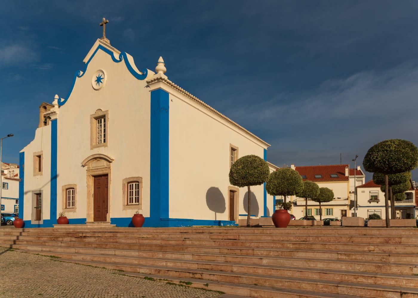 Igreja de São Sebastião na Ericeira