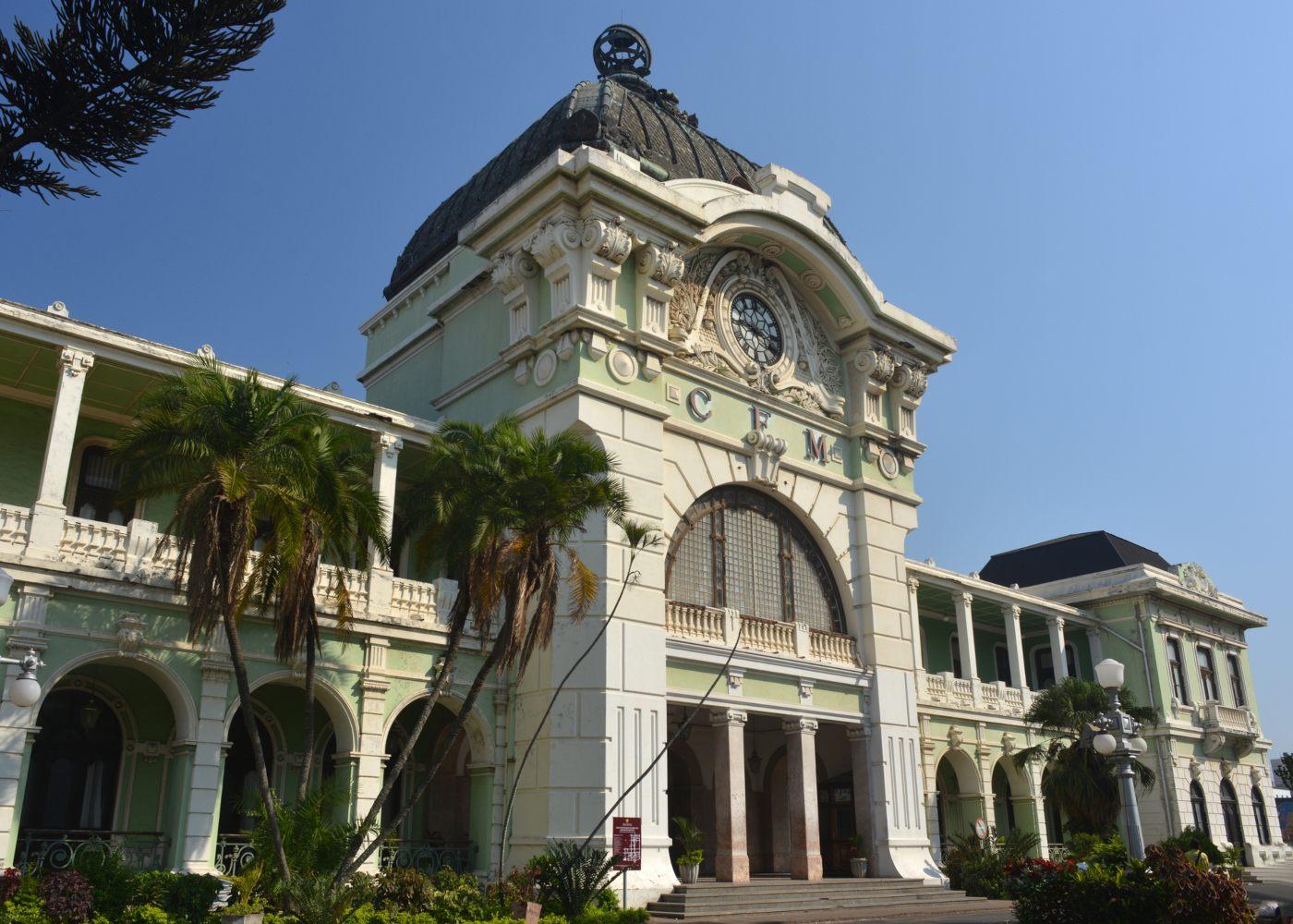 Estação ferroviária de Maputo