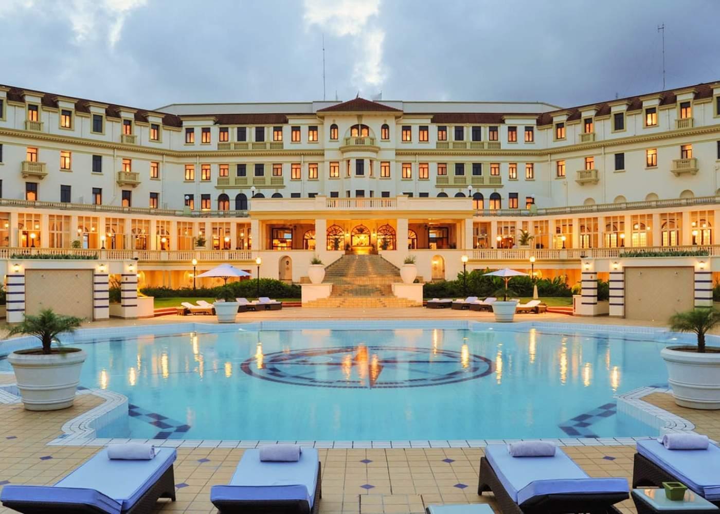 Hotel Polana em Maputo
