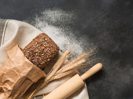 pão alfarroba