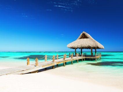 Praia em Punta Cana