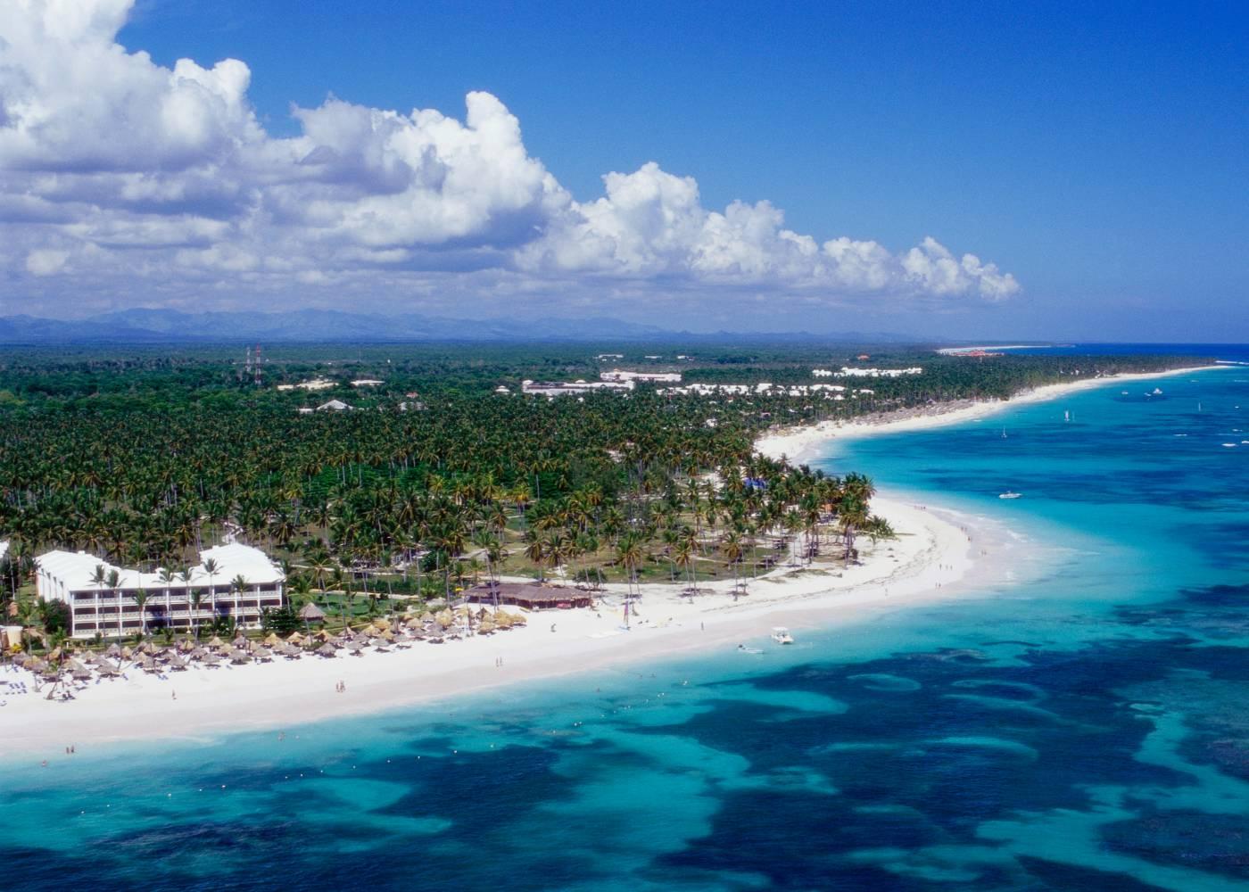 Panorâmica de Punta Cana