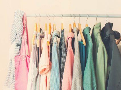 Aproveitar a roupa usada
