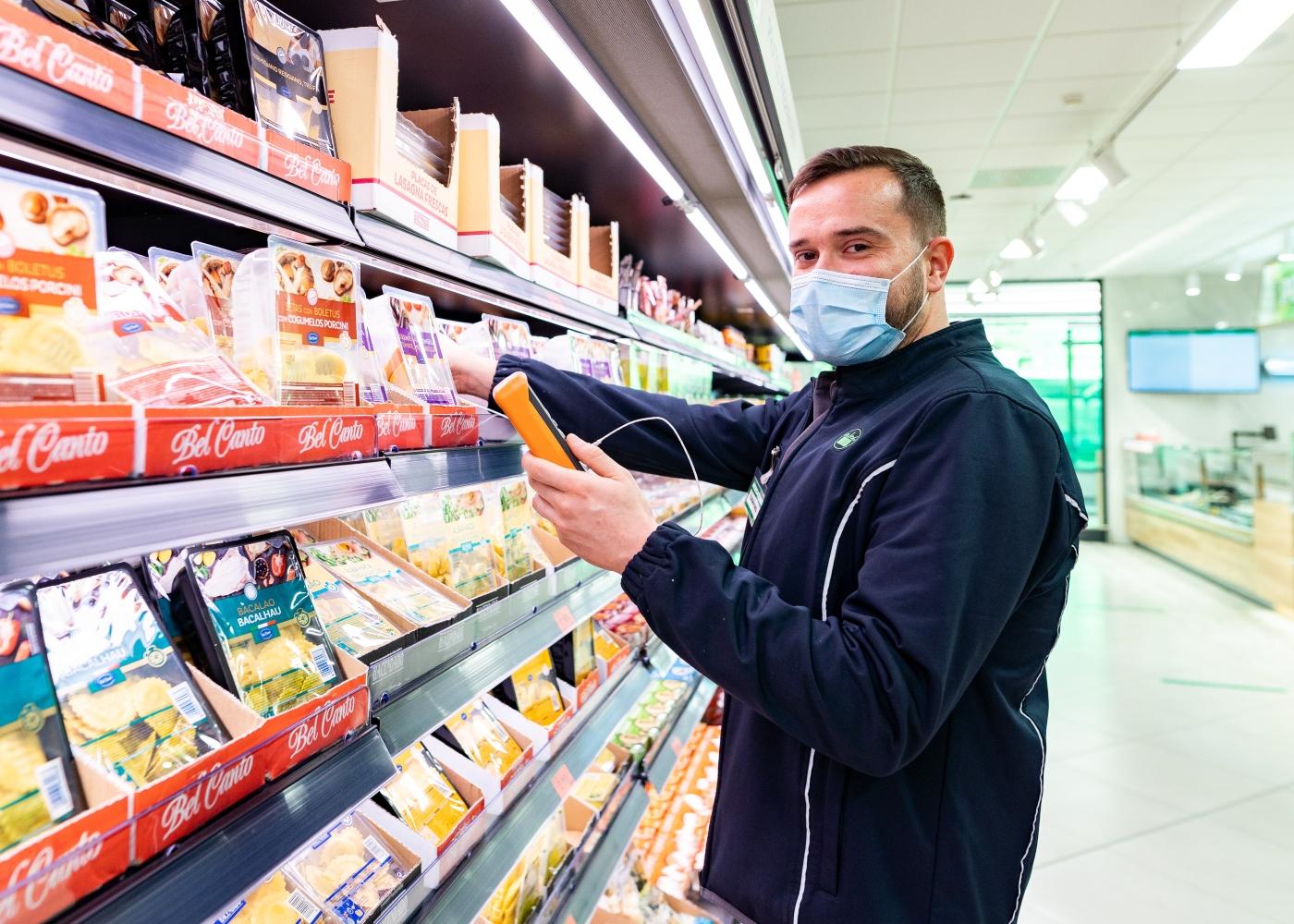 Técnico de refrigeração e climatização da Mercadona