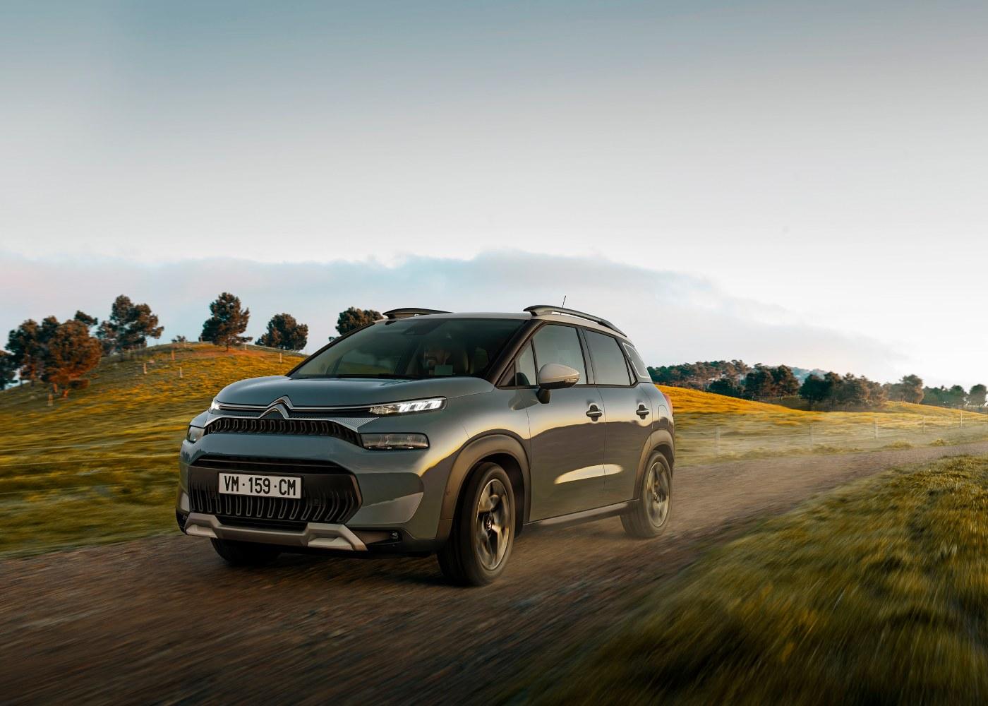 Citroën C4 nomeado para carro do ano 2021