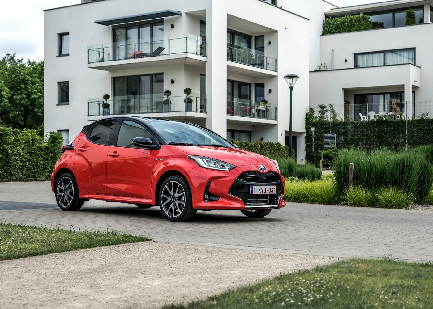 Toyota Yaris carro do ano 2021