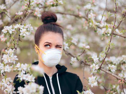 diferenças entre a covid19 e as alergias da primavera