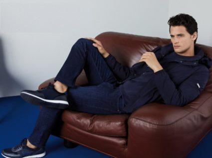 Homem com roupas Pedro del Hierro
