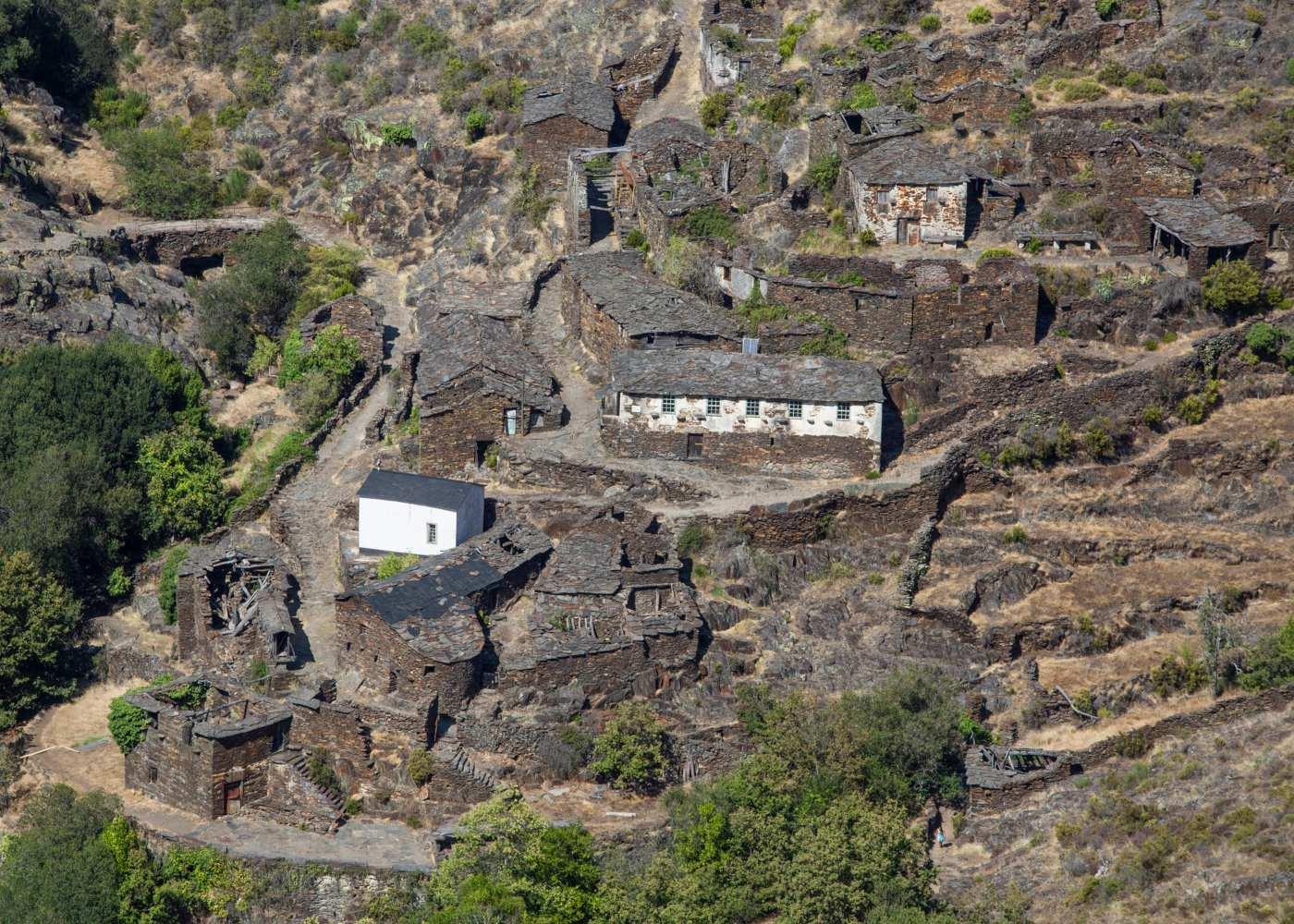 Aldeia de Drave em Arouca