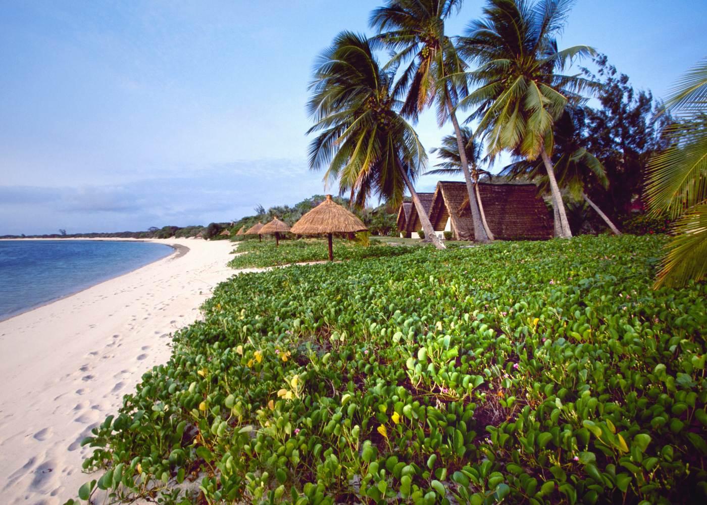 Praias de moçambique
