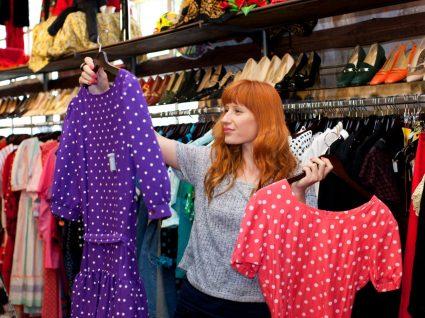 Lojas alargam prazo de troca de roupas