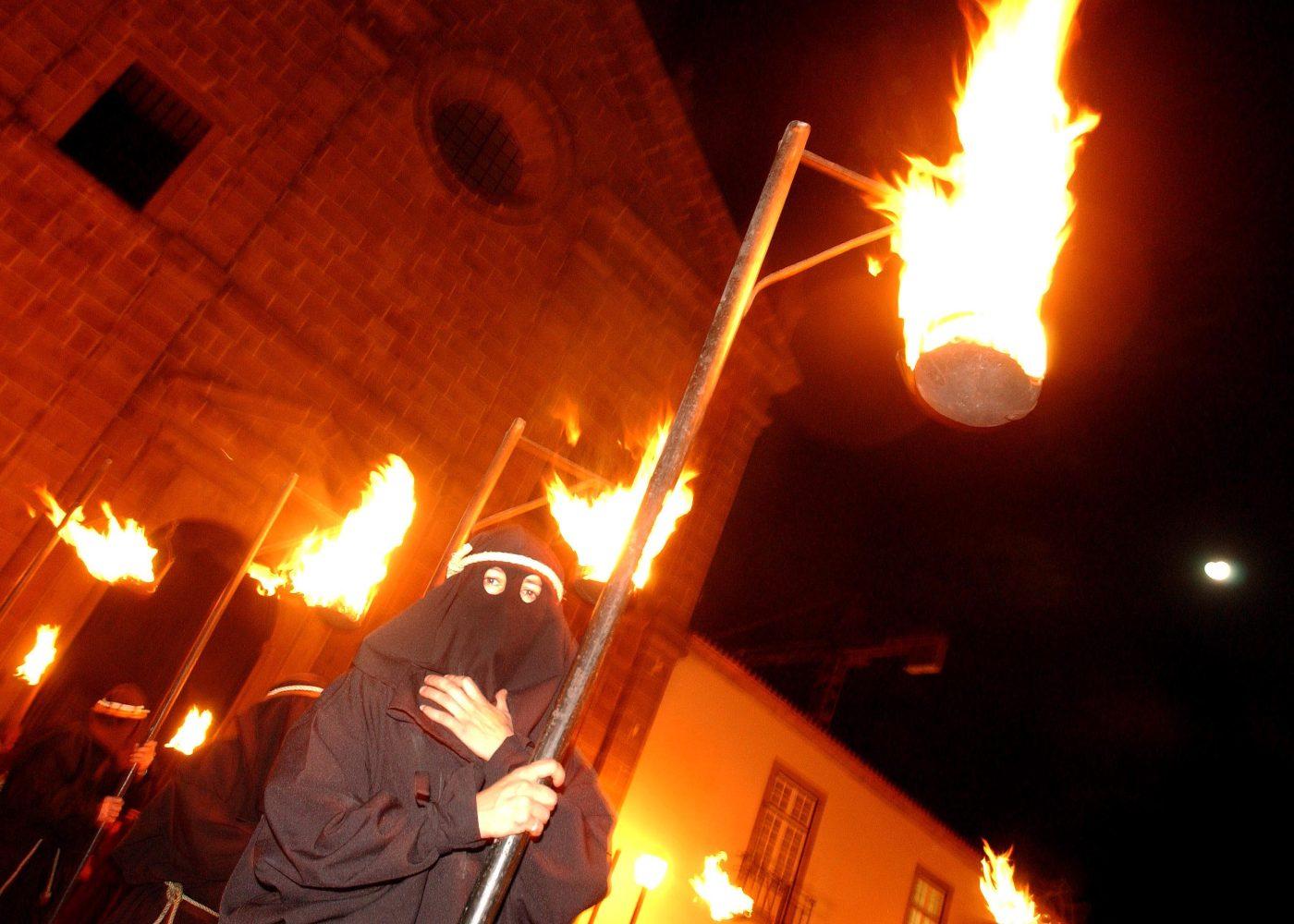Farricocos na Semana Santa de Braga