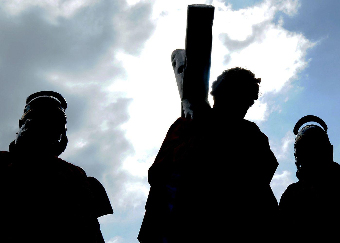 Paixão de Cristo na Semana Santa de Braga