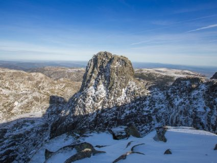 Neve na Serra da Estrela