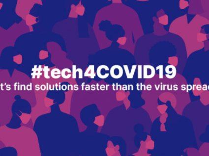 campanha tech4covid19