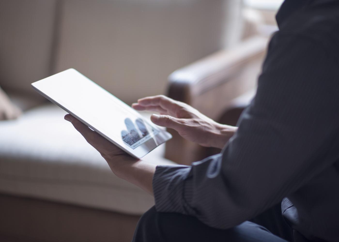 tecnologia tablet