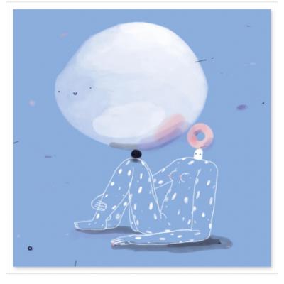 Prendas originais para o Dia da Mãe: ilustração de autor