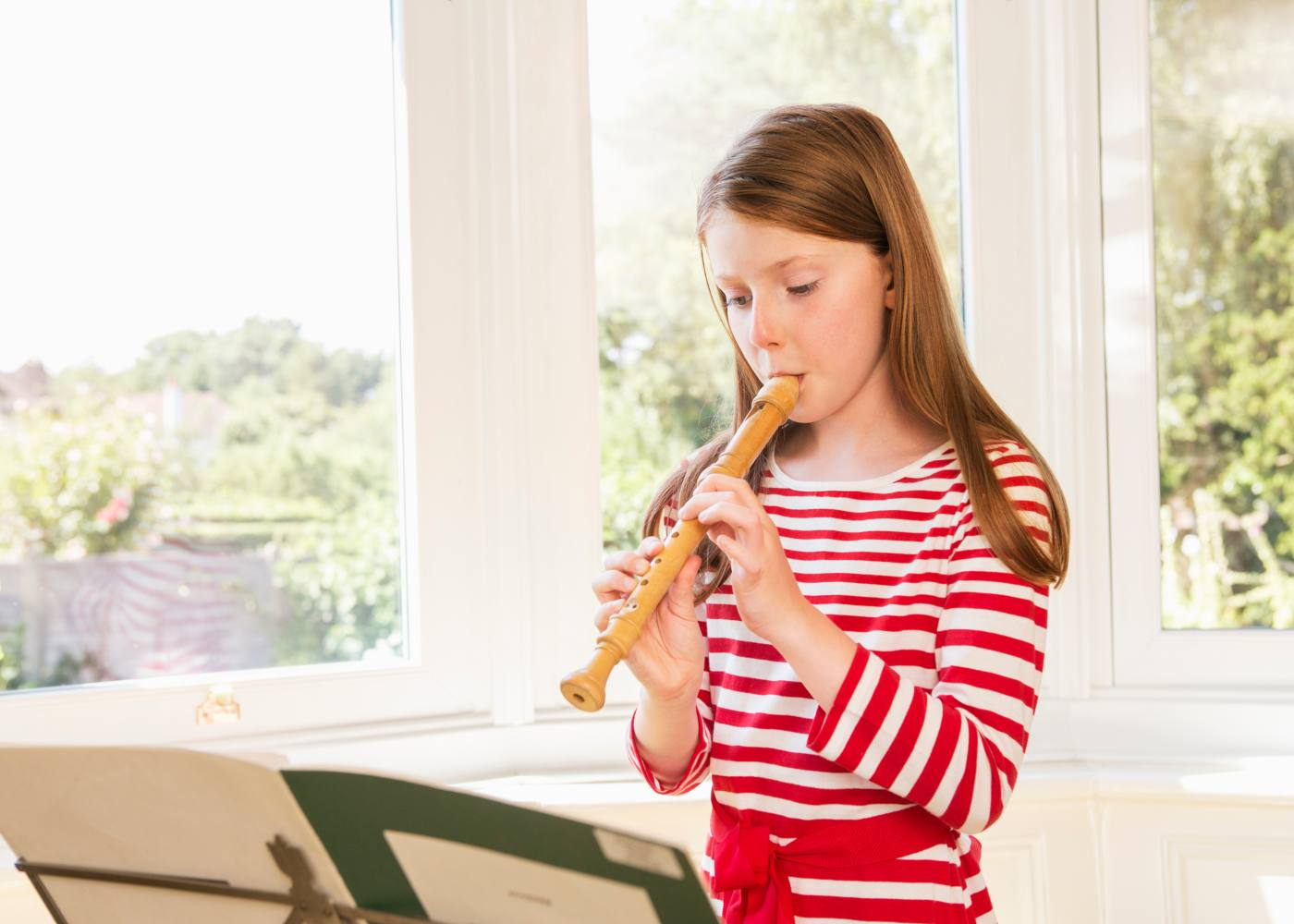 instrumentos musicais flauta