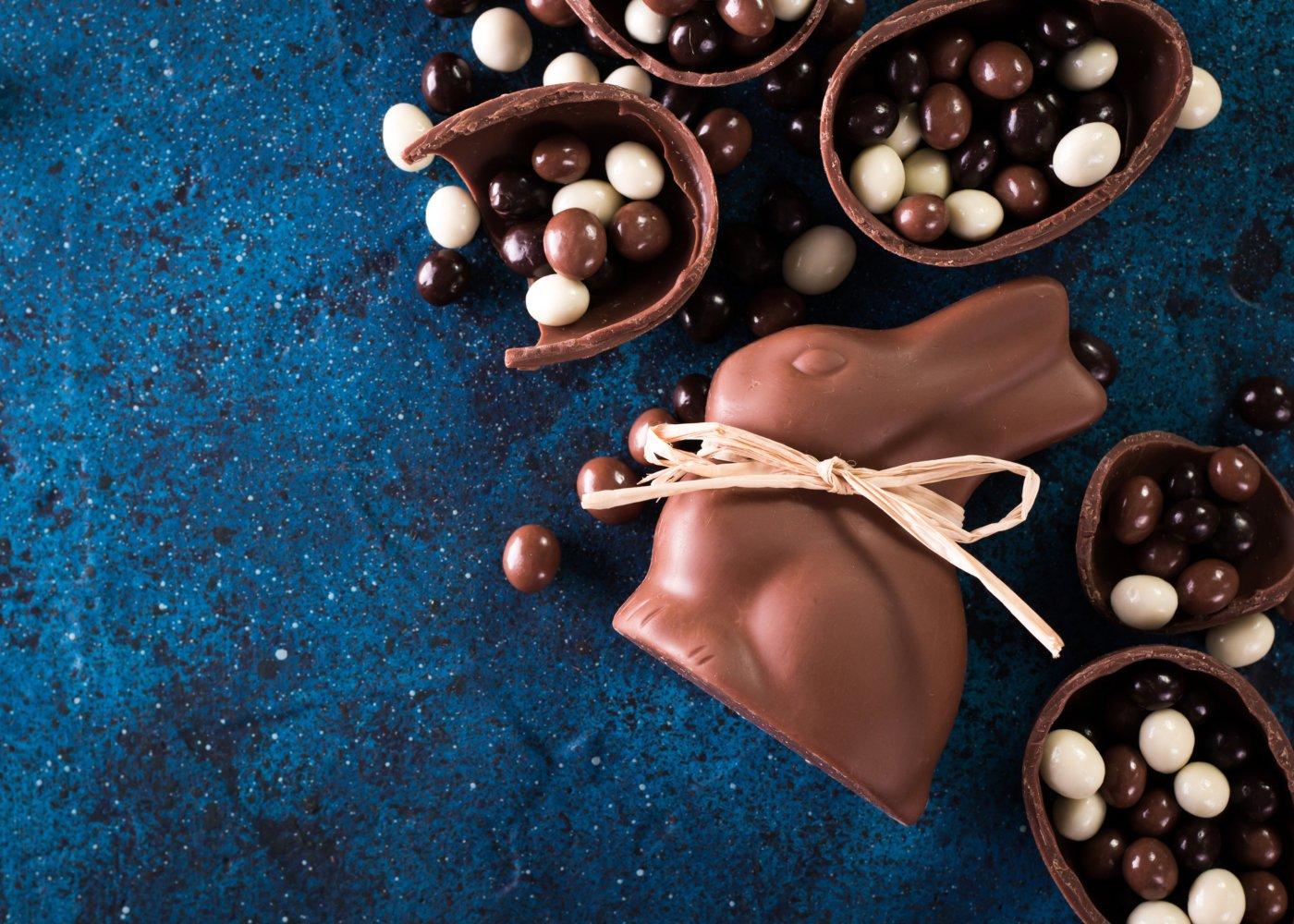 chocolate páscoa