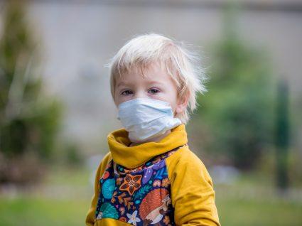 Covid-19 e sintomas raros nas crianças