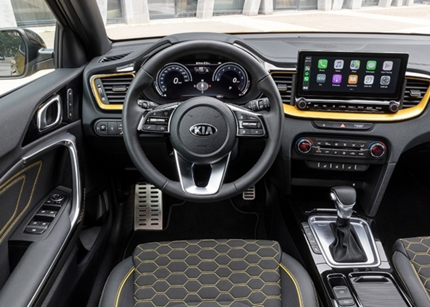 interior Kia XCeed