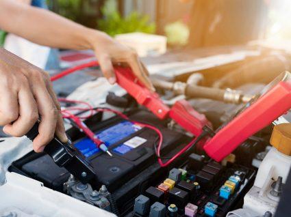 bateria como uma das peças de desgaste do automóvel