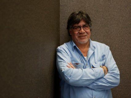 Escritor chileno Luís Sepúlveda