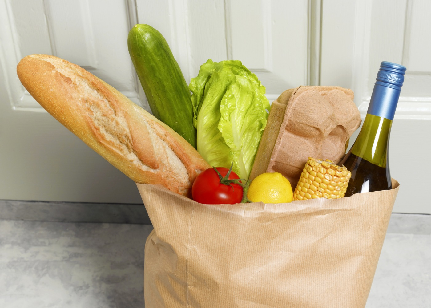 mercearias online compras em casa