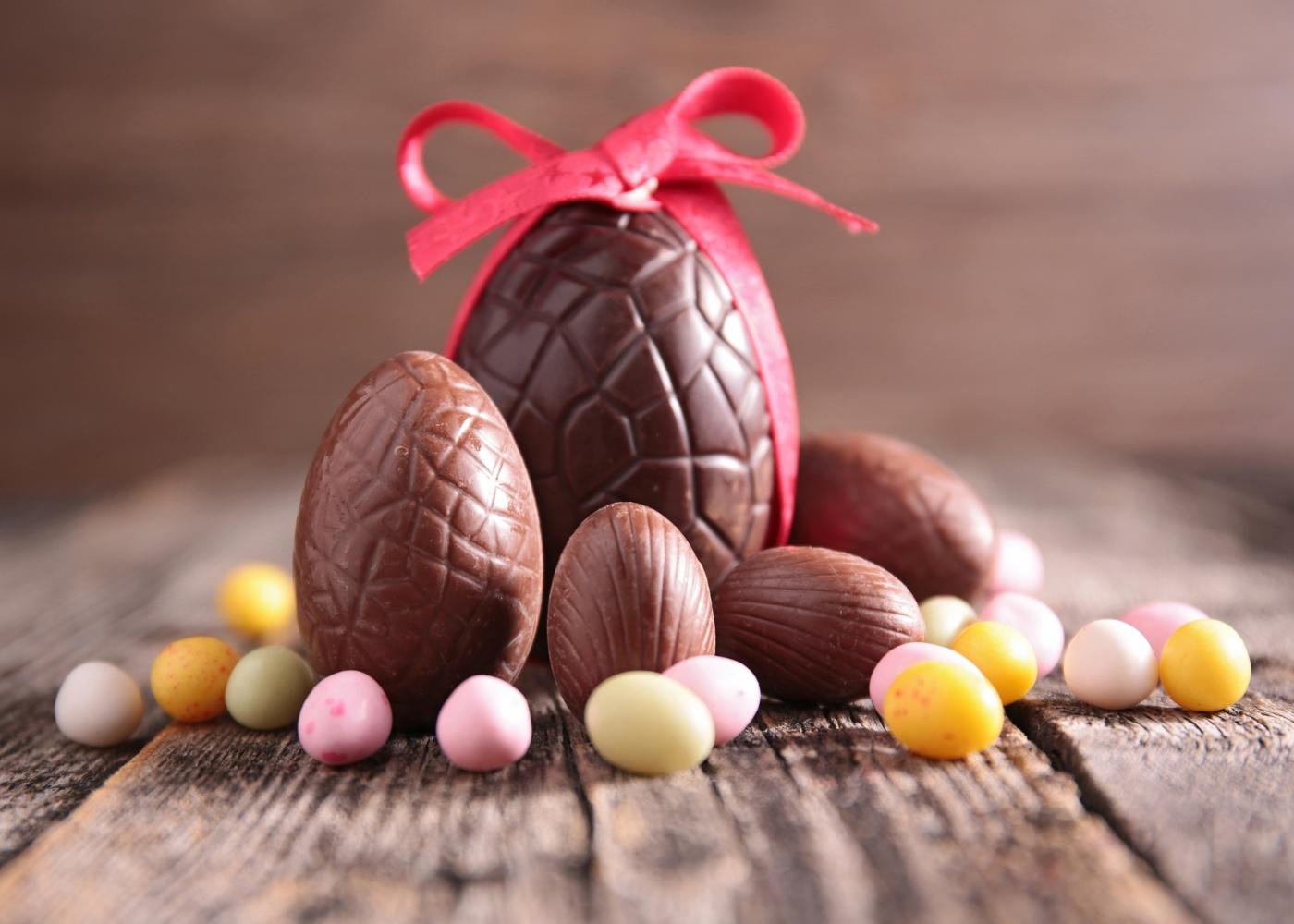ovos chocolate