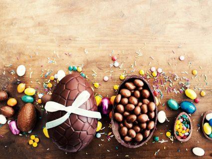 ovos chocolate caseiros