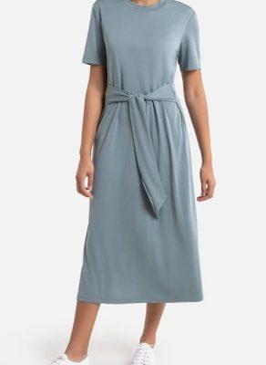 Prendas para o Dia da Mãe: vestido em malha