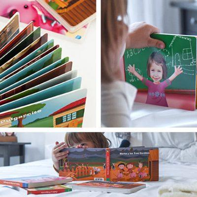 Prendas originais para o Dia da Mãe: livro personalizado