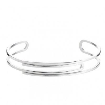 Prendas de última hora para o Dia da Mãe: pulseira de aço