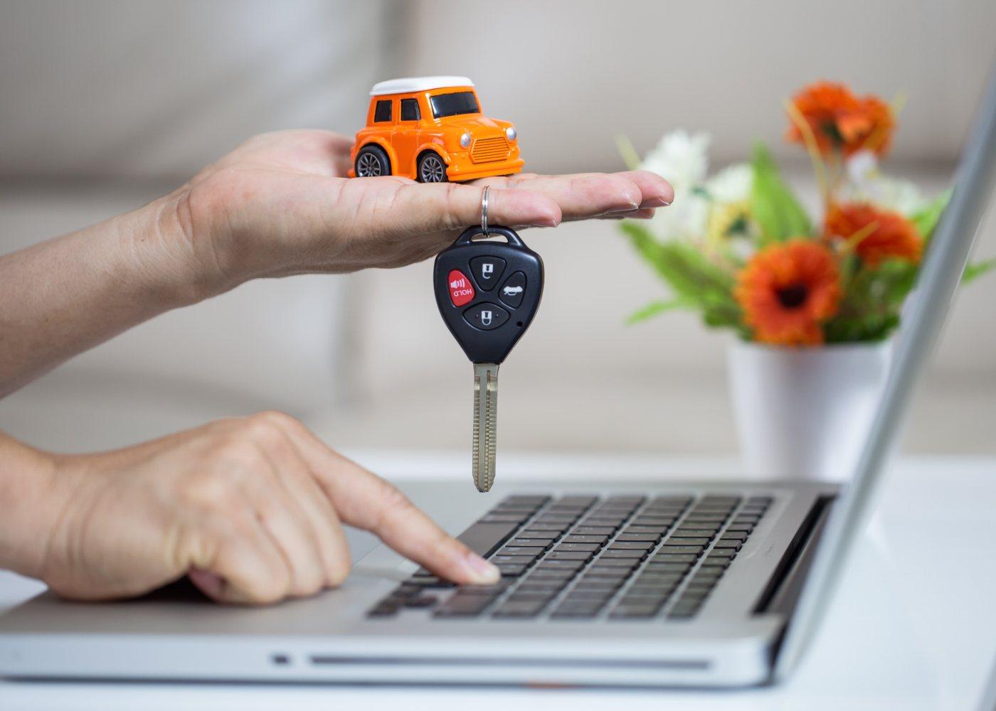 Procurar carro online