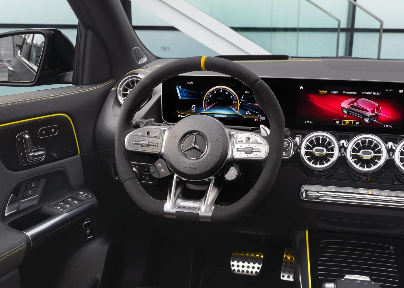 Volante Mercedes