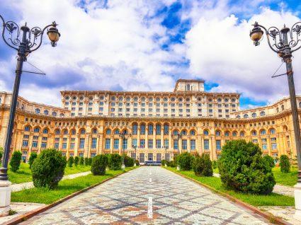 Bucareste Palácio