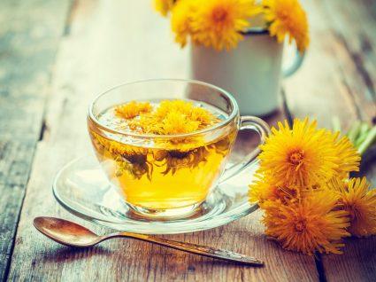 Chás para relaxar